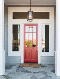 outdoor lighting front door ideas red front door beautiful shade of red for this door