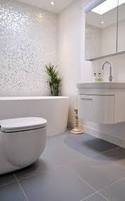 mosaic bathroom tiles. Bathroom Inspiration | White Gold Tiles Glitter In The Sunlight @residencestyle Mosaic