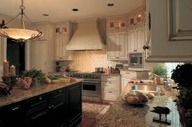 Kitchen Tone On French Style Family Kitchen Of Exciting Photograph