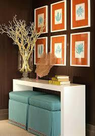 orange and brown living room ideas framed orange wall art orange yellow and brown living room ideas