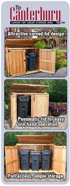 canterbury wood bins
