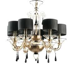 black and crystal chandelier gold and black modern glass chandelier black and crystal chandelier