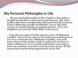 life philosophy essay examples edu essay