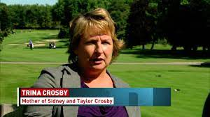 Crosby's mom joins the Canadian Women's Hockey League board - YouTube
