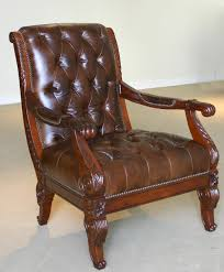 old wooden chair. funitur design leather accent chairs old wooden chair