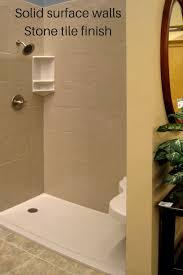 Diy Shower Design 4 Design Options In Grout Free Diy Shower Tub Wall Panels