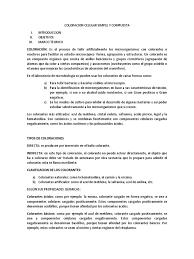 Coloracion Celular Simple Y Compuesta Docx