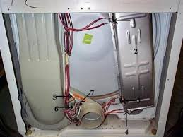 kenmore electric dryer 110 60852990 overheating Kenmore Dryer Wiring Diagram 5 is your white thermal fuse kenmore dryer wiring diagram manual