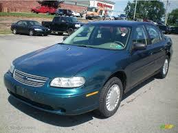 2003 Dark Tropic Teal Metallic Chevrolet Malibu Sedan #15328993 ...