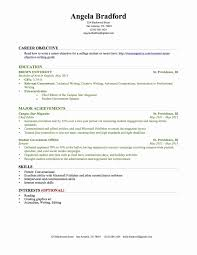 First Time Resume With No Experience Samples Beauteous First Time Resume With No Experience Samples Best Beautiful