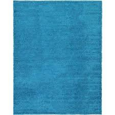 solid turquoise 10 ft x 13 ft area rug