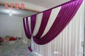 wedding d pipe set wedding curtain with valance stand with telescopic rods wedding backdrop with swag backdrop frame diy wedding decor ideas diy
