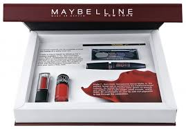 maybelline new york wedding make up kit