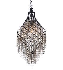 maxim 22005cgoi twirl 1 light 12 inch oil rubbed bronze chandelier ceiling light