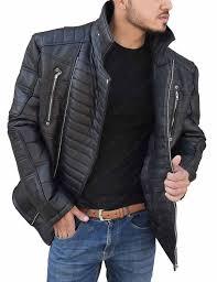 trevor viking calcote cold pursuit tom bateman black leather jacket