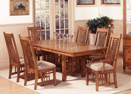 Oak Dining Room Set Dining Room Set Table Bench Corner Rustic Oak - Amish oak dining room furniture
