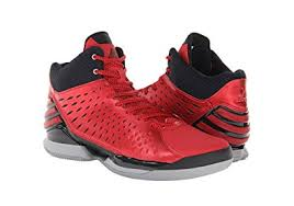 adidas basketball shoes 2014. adidas men\u0027s no mercy 2014 basketball shoes lt scarlet/black 10