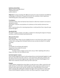 Engineering Design Process Lesson Plan Middle School