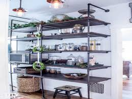 Industrial Bookcase Diy Thin Stainless Steel Floating Decorative Shelf Over Wall Mounted