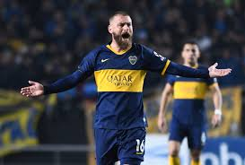 Daniele De Rossi facing Boca Juniors axe after less than a ...