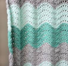Crochet Patterns Blanket Beauteous Crochet Feather And Fan Baby Blanket Free Pattern Persia Lou