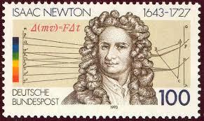Resultado de imagem para Isaac Newton