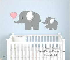 Decor Designs Decals Best Elephant Wall Stickers Elephant Wall Decal By Decor Designs Decals