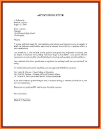 Cover Letter For A Teacher Resume Best of Unsolicited Application Letter Sample Format Pacificstationco