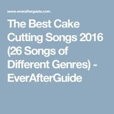 Capturing the bride and groom together as they cut off the first slice before completing their celebration, here are some great wedding cake cutting songs you can. Cake Cutting Songs