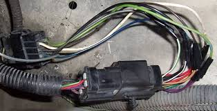 97 headlight wiring harness diagram mj tech c che club forums it shows which wires were connected together colors differ from later years