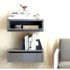 floating bedside shelf bedside shelf floating shelves bedside floating bedside shelf with bedside shelf slice grey