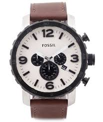 fossil nate jr1390 chronograph men s watch buy fossil nate fossil nate jr1390 chronograph men s watch