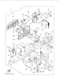Yamaha 703 control converting pull to push part diagram yamaha control box wiring