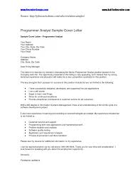 Cover Letter Junior Programmer Resume Junior Sas Programmer Resume
