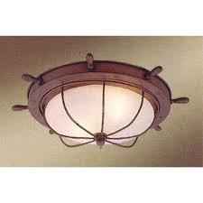 vaxcel nautical flush mount ceiling light nautical flush mount light u47