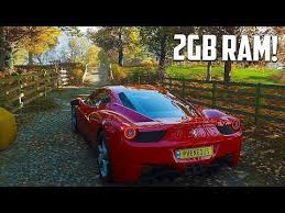 best racing games for 2 gb ram pc