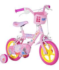 Peppa Pig Bedroom Accessories Buy Peppa Pig 12 Inch Bike Girls At Argoscouk Your Online