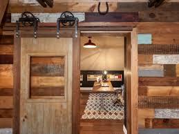 double sliding barn doors part