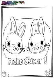 Osterhasen vorlagen zum ausschneiden : Ausmalbilder Ostern Osterhase Ostereier Osterbild Babyduda Malbuch