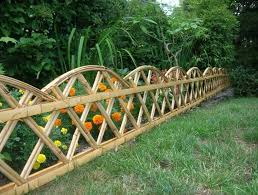 ... Attractive Design Short Garden Fence Designs Landscape ...
