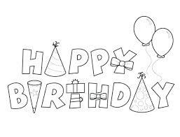 black and white birthday cards printable birthday card template for dad free printable black and white happy