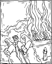 Jozua En Jericho Kleurplaat Coloring Pages Of Rahab And The Spies