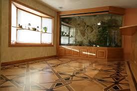 Hardwood Floor Inlay Designs With Contemporary Hardwood Floors