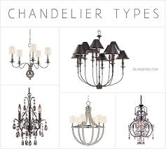 type of lighting. 5 Different Chandelier Types And Styles Type Of Lighting