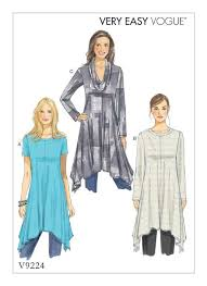 Tunic Sewing Pattern Awesome Vogue Patterns V48 Sewing Pattern MISSES'MISSES' PETITE