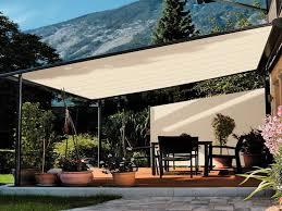 fabric patio shades canvas blinds retractable sun for patios canvas awnings for decks custom