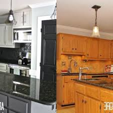 how paint kitchen cabinets nice painted before and after painting painted kitchen cabinets before and after