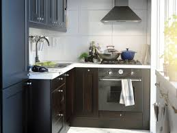 Micro Kitchen Picture Of Masculine Micro Kitchen Remodel Black Cabinetry White Wall