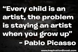 Pablo Picasso Quotes Fascinating Pablo Picasso Quotes Inspiration Boost