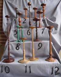 Fascinator Display Stands Unique 32 Vintage 32 Wrought Iron Wood Display Hat StandRack RMARINA